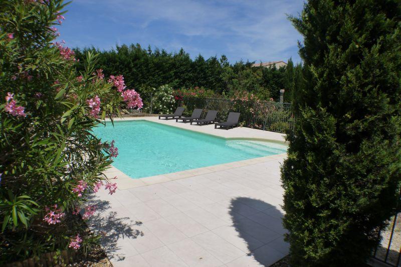 Swimming pool Location Villa 103227 Villeneuve lez Avignon