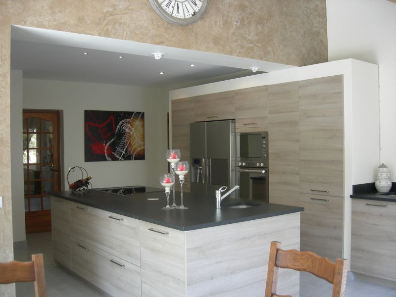 Sep. kitchen Location Villa 103227 Villeneuve lez Avignon