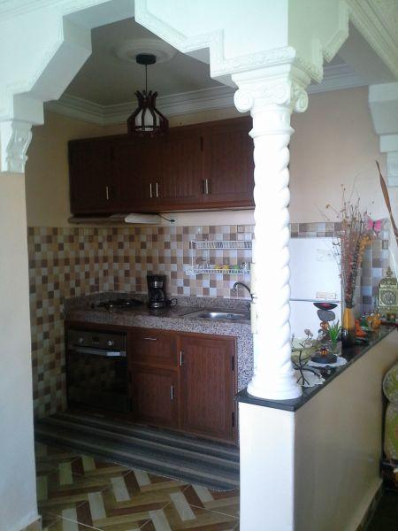 Kitchenette Location Apartment 106856 Casablanca