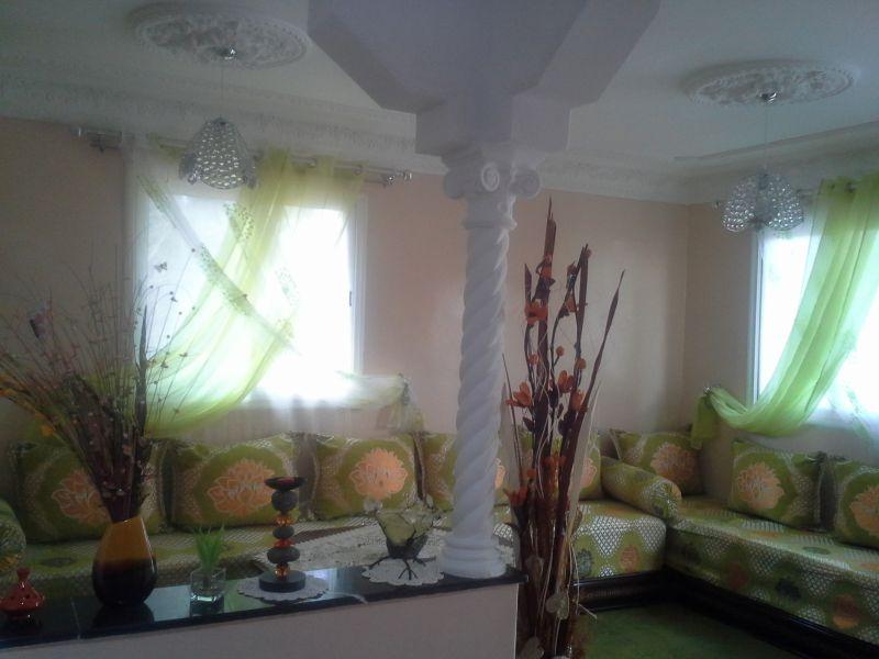 Sitting room Location Apartment 106856 Casablanca