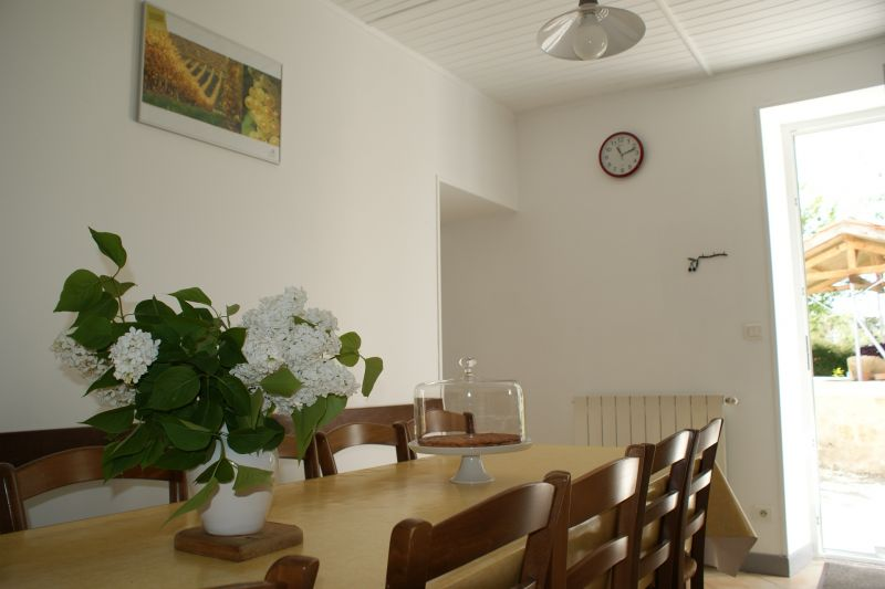 Dining room Location Self-catering property 108202 La Rochelle