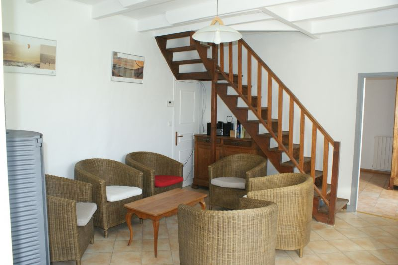 Sitting room 2 Location Self-catering property 108202 La Rochelle
