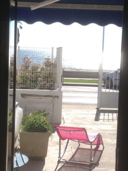 View from terrace Location Apartment 108260 Le Grau du Roi