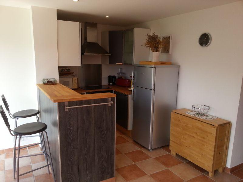 Open-plan kitchen Location Apartment 112133 Nice