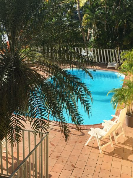 Swimming pool Location Apartment 112219 Le Marin