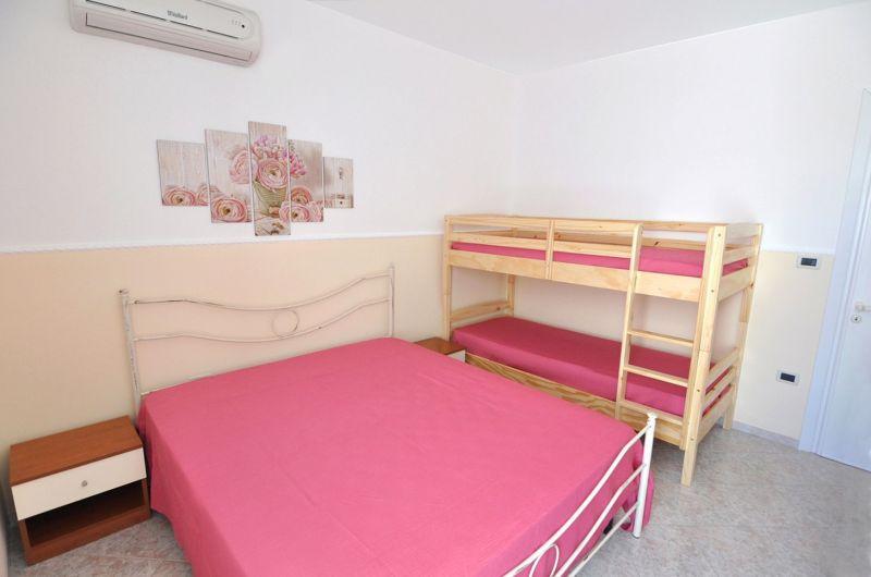 bedroom 1 Location Villa 114625 Pescoluse