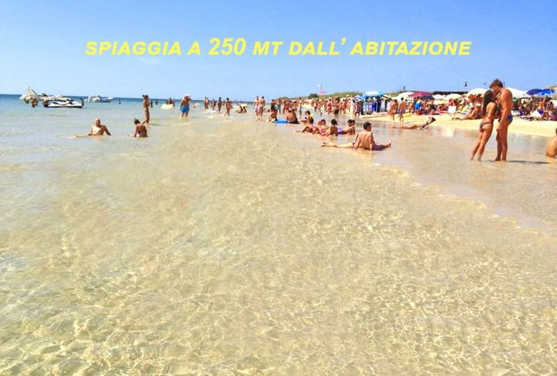 Beach Location Villa 114625 Pescoluse