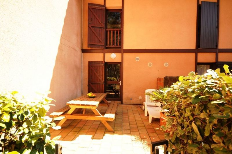 Terrace Location House 115559 Biscarrosse