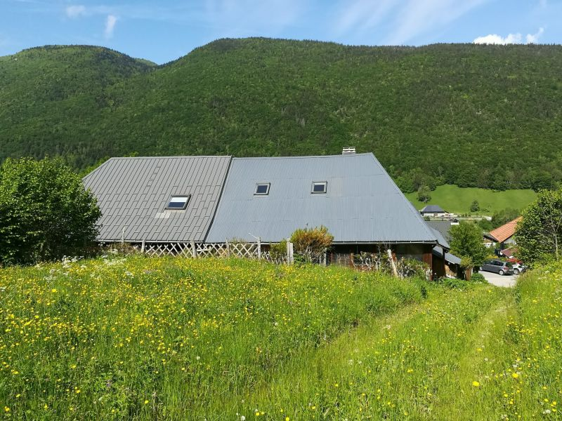 Surroundings Location Self-catering property 115914 Les Aillons