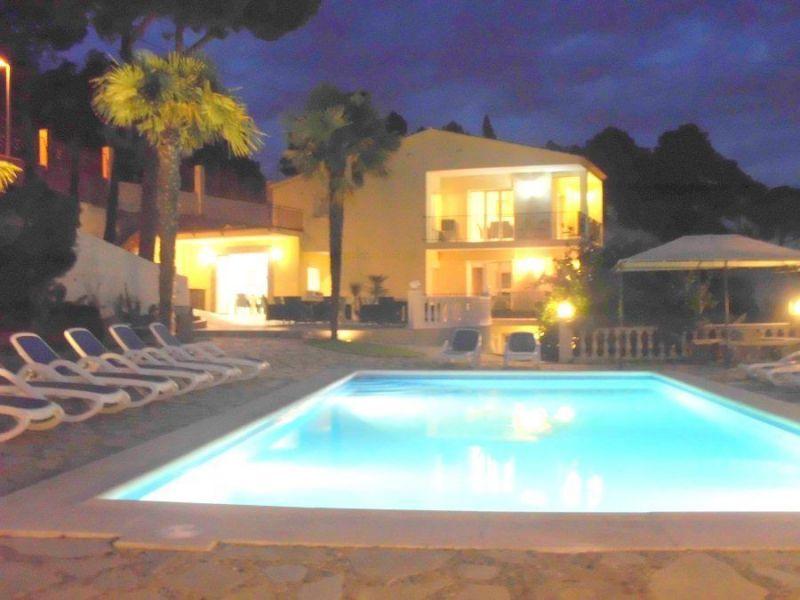 Outside view Location Villa 117948 Lloret de Mar