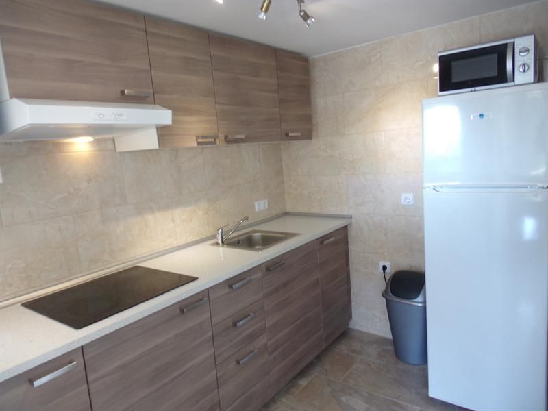 Open-plan kitchen 3 Location Villa 117948 Lloret de Mar