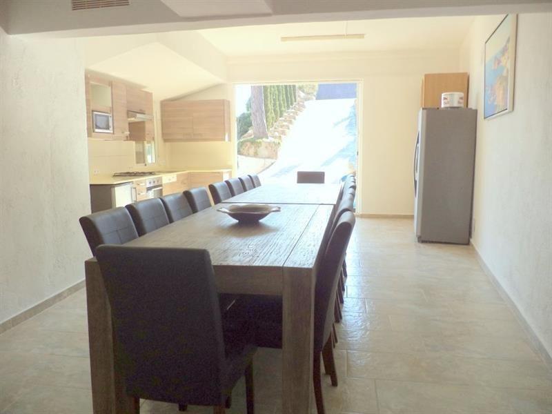 Dining room 1 Location Villa 117948 Lloret de Mar