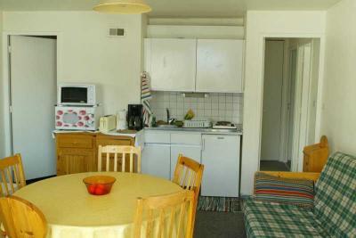 Living room Location Apartment 66835 Le Corbier