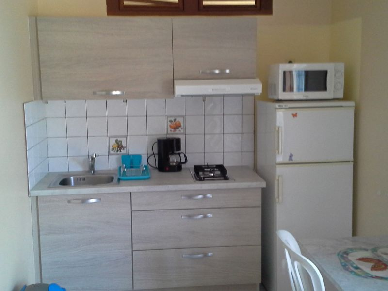 Kitchenette Location Apartment 67787 Sainte Anne (Martinique)