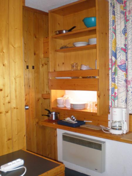 Kitchenette Location Studio apartment 68091 Les Arcs