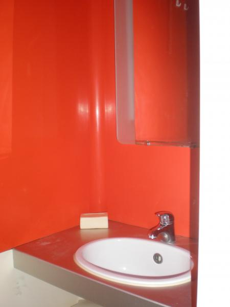 Washing facilities Location Studio apartment 68091 Les Arcs