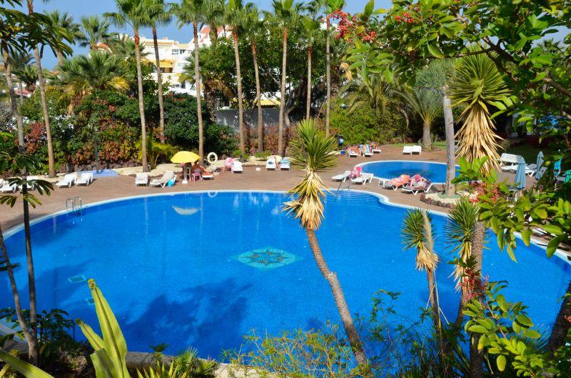 Swimming pool Location Studio apartment 70234 Playa de las Américas