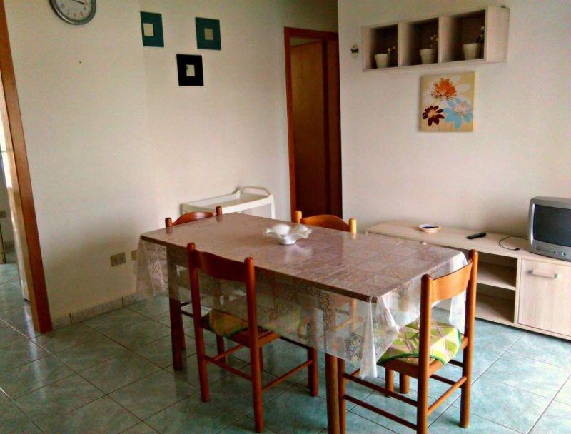 Living room Location Apartment 70848 Ugento - Torre San Giovanni