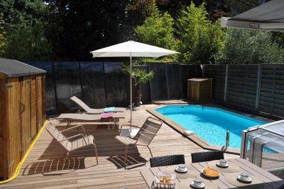 Swimming pool Location Villa 76051 Montpellier