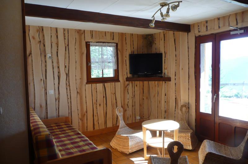 Sitting room Location Apartment 76417 Alpe d'Huez