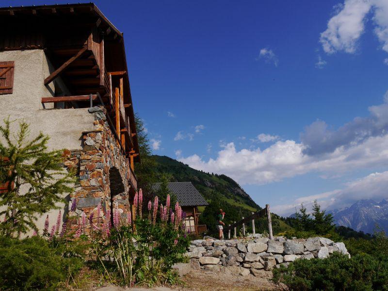 Garden Location Apartment 76417 Alpe d'Huez