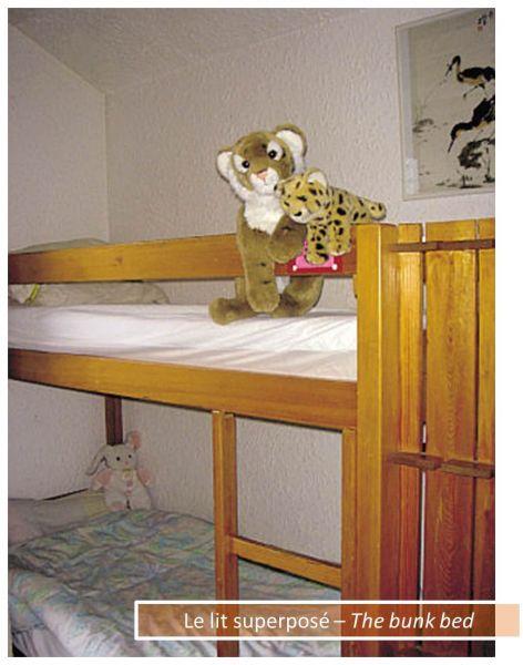 Extra sleeping accommodation Location Apartment 80322 Les 2 Alpes