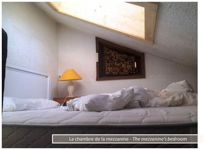 Mezzanine Location Apartment 80322 Les 2 Alpes