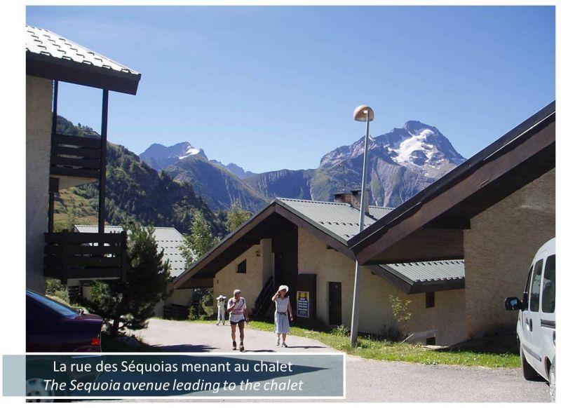 Surroundings Location Apartment 80322 Les 2 Alpes