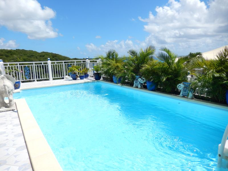 Swimming pool Location Apartment 82066 Saint Francois