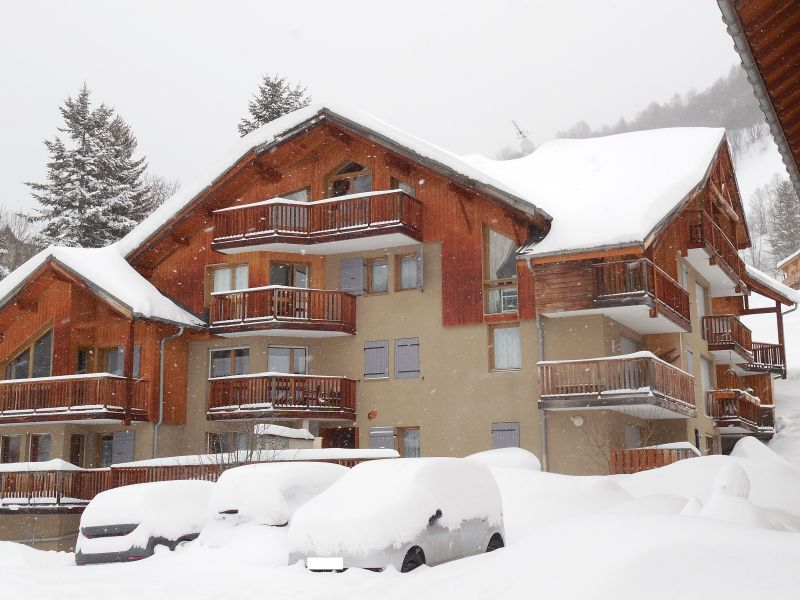 Outside view Location Apartment 82534 Valloire
