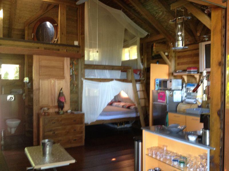 bedroom Location Tree-house 83872 Bouillante
