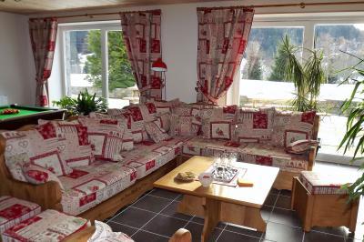 Living room Location Apartment 84082 Gérardmer