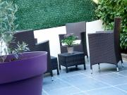 Villa apartment Montpellier 2 to 4 people