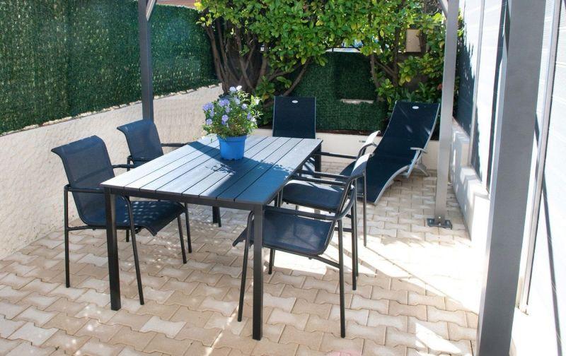 Terrace Location Apartment 84824 Montpellier