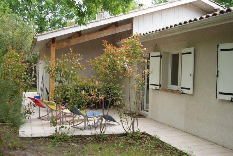 Terrace 4 Location House 10182 Andernos les Bains