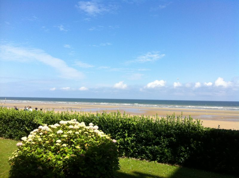 View from terrace Location Apartment 10748 Cabourg