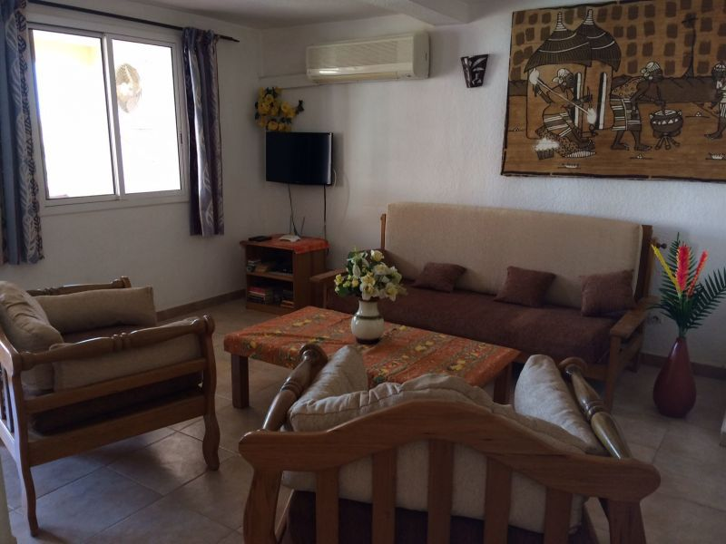 Sitting room Location Apartment 10807 Saly