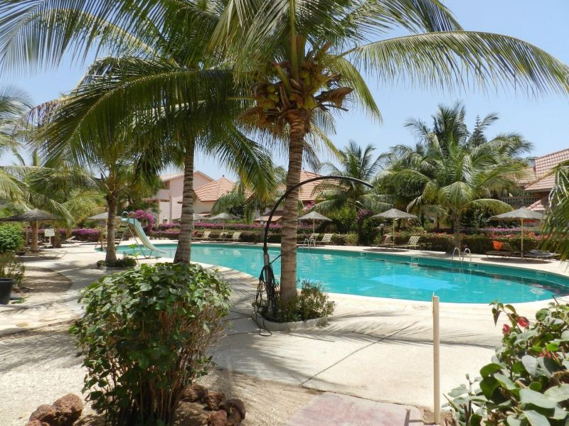 Swimming pool Location Apartment 10807 Saly