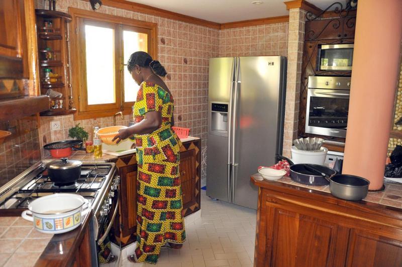 Sep. kitchen Location Villa 10817 Saly