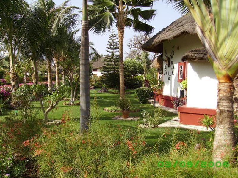 Garden Location Villa 10817 Saly