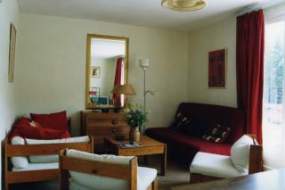 Sitting room Location Flat 1139 Les 2 Alpes