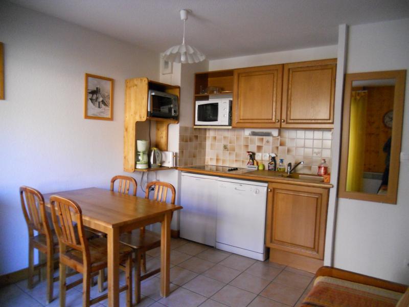 Kitchenette Location Apartment 1171 Les 2 Alpes
