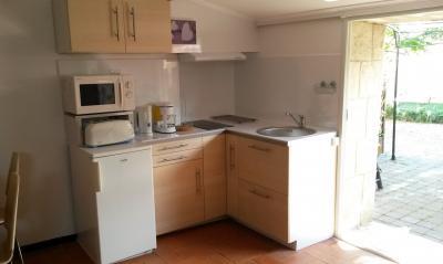 Kitchenette Location Studio apartment 11815 Ensues La redonne