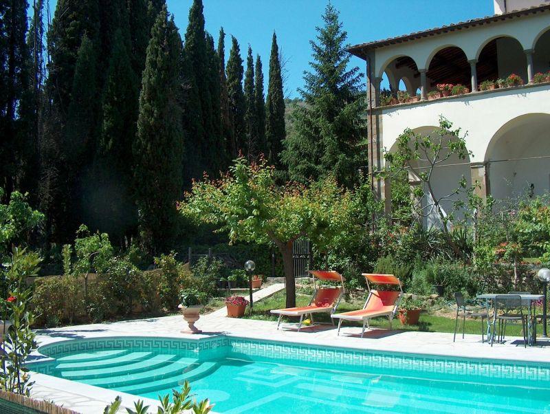 Swimming pool Location Villa 11865 Arezzo