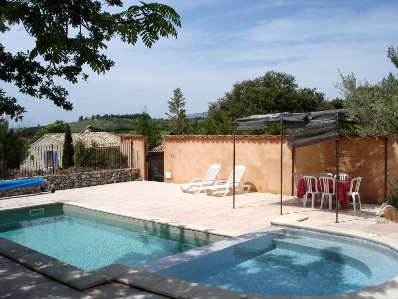 Swimming pool Location House 12023 Bedoin