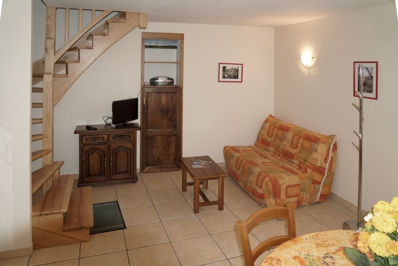 Sitting room Location Self-catering property 12137 Rignac