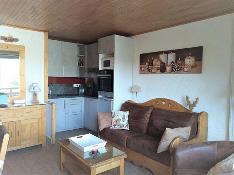 Open-plan kitchen Location Apartment 1219 Les 2 Alpes