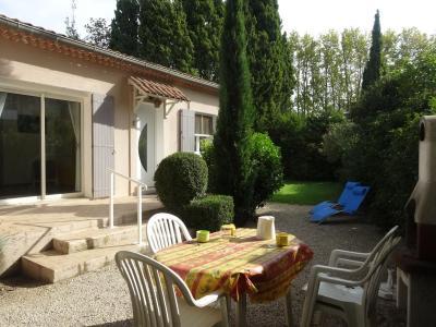 Outside view Location Self-catering property 12197 Saint Rémy de Provence