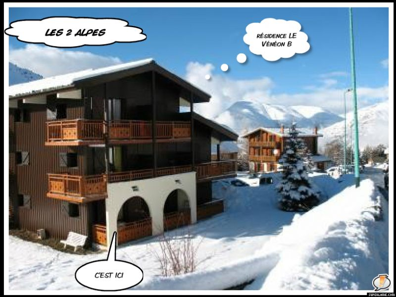 Location Apartment 1242 Les 2 Alpes