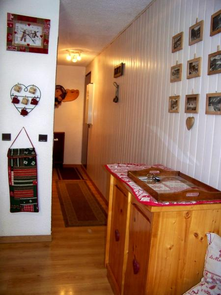 Corridor Location Apartment 1242 Les 2 Alpes
